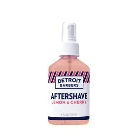 After Shave - Lemon & Cherry