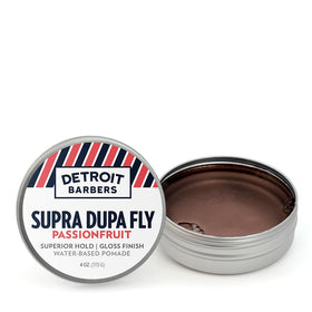 4 oz. Supra Dupa Fly - Water-Based Pomade - Passionfruit