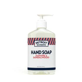 8 oz. Hand Soap - Sandalwood & Jasmine