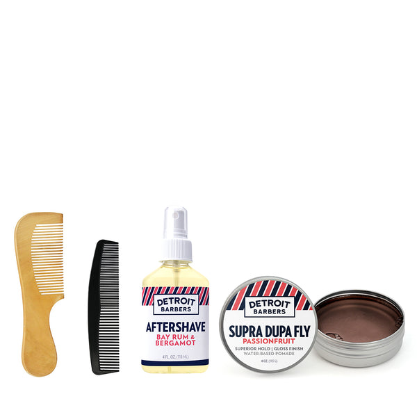 The Groomed Kit