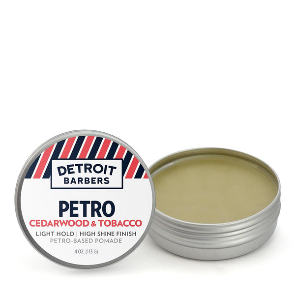 54c56a31407f 4 oz. Water-Based Pomade - Lime   Vetiver - Barbershop - Men s Haircuts