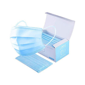 Disposable 3-Ply Polypropylene Face Masks