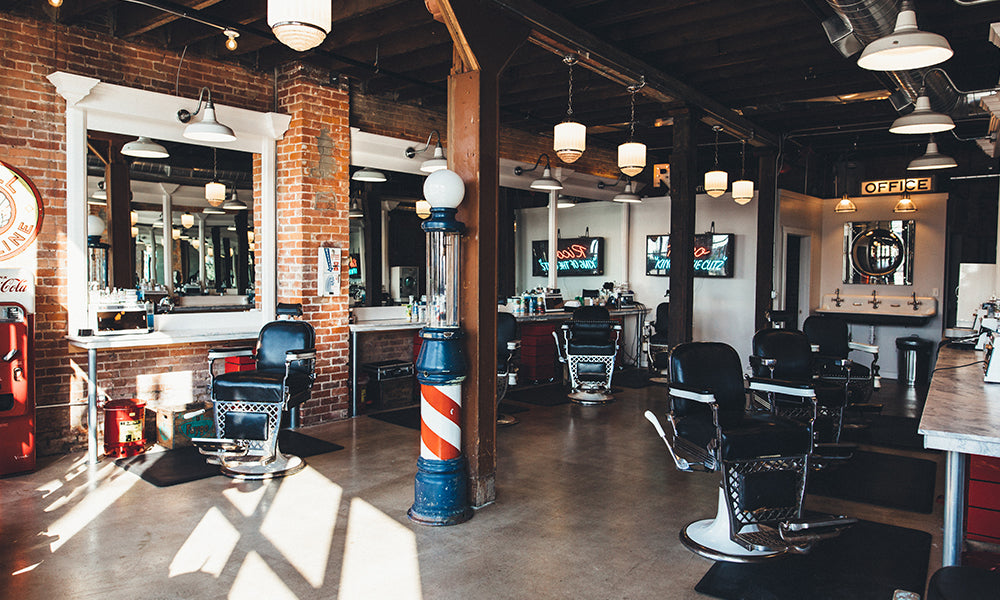 Detroit Barber Shop