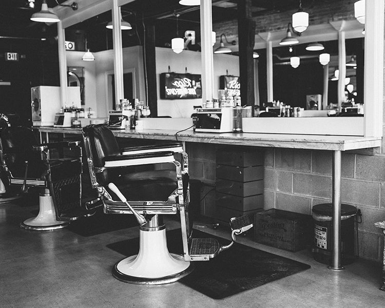 Detroit Barbershop