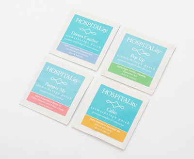 Aromatherapy Patches Description