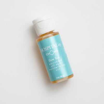 Moisturizing Body Oil Description