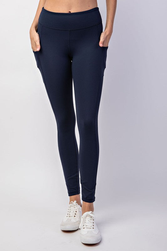 Butter Soft Leggings, with Pockets