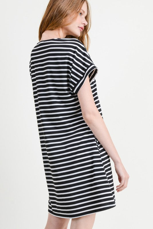Pirate Striped Dress