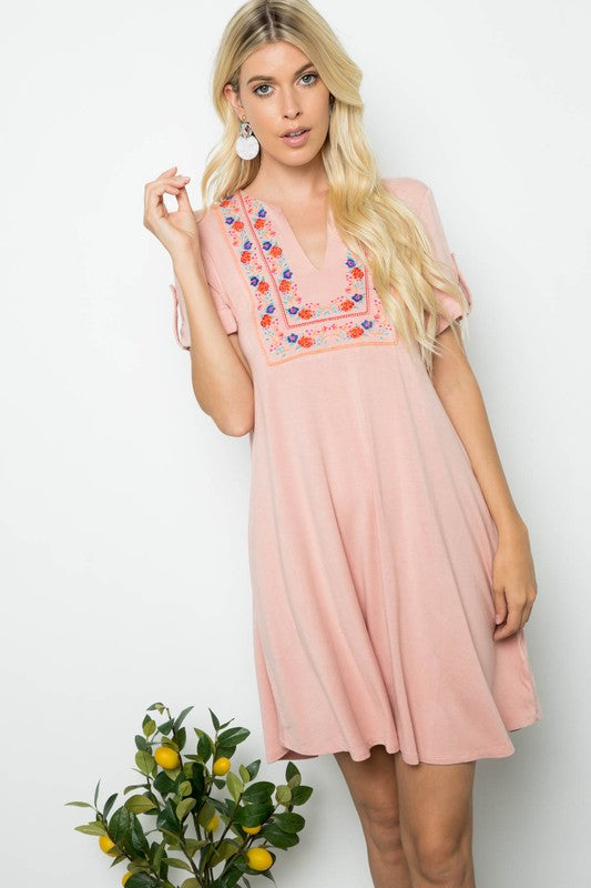 Floral Crush Dress