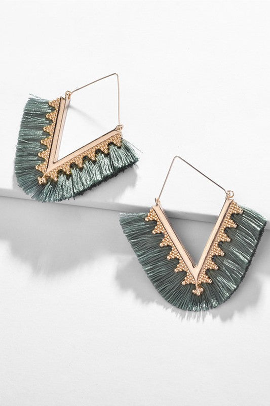 Melrose Drop Earrings