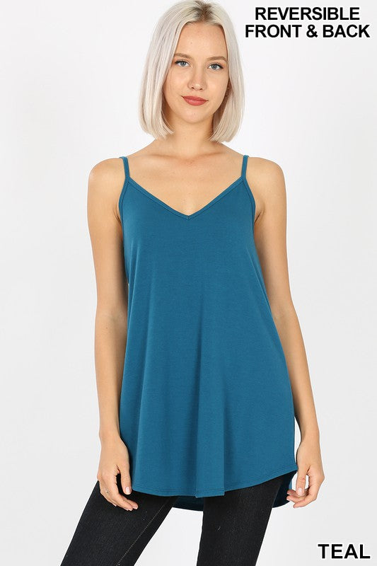 Reversible Cami, More Colors