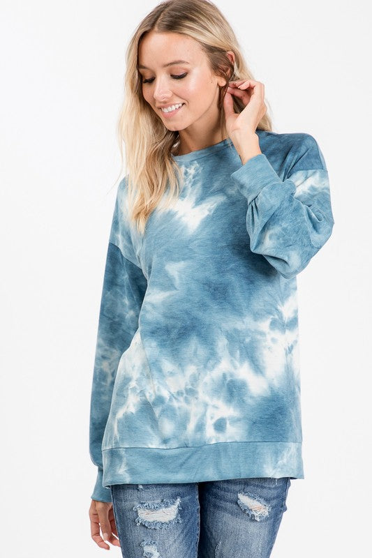 Tie Dye Top, 2 Colors