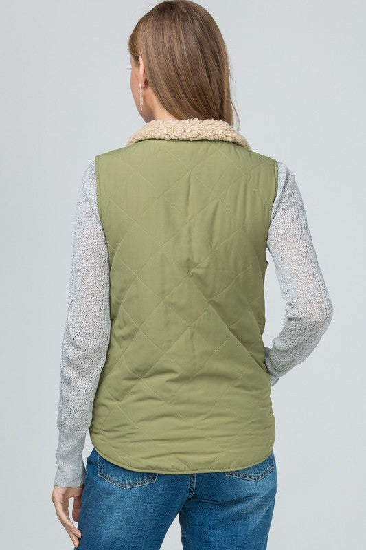 Reversible Vests - 4 Colors