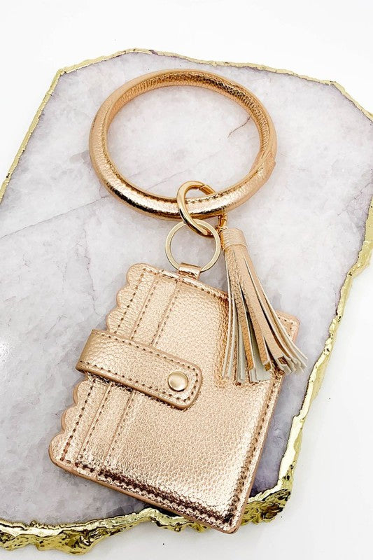 Key Chain Mini Wallets