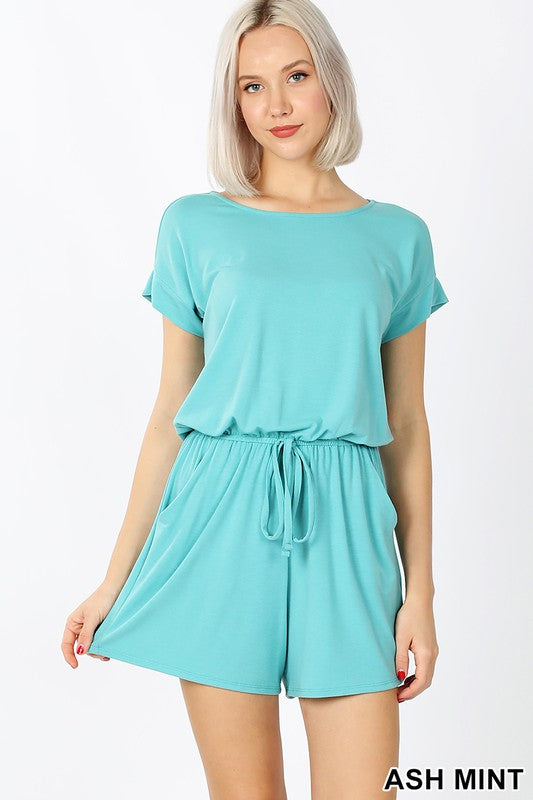 Shorts Romper, More Colors