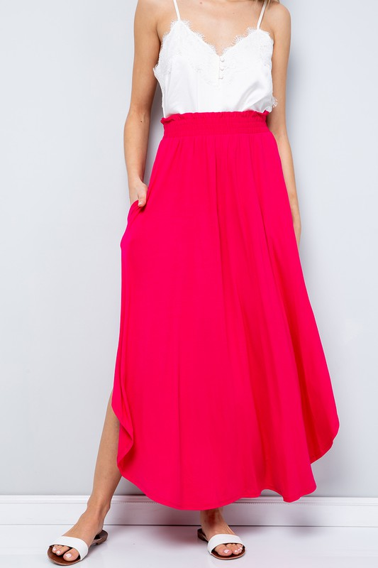 Maxi Skirts, More Colors