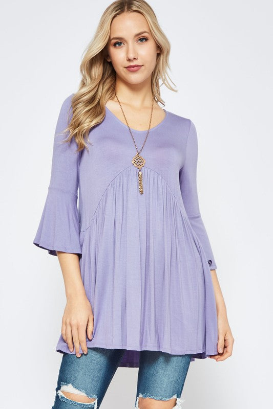 Lovely Swing Tunic - 3 colors