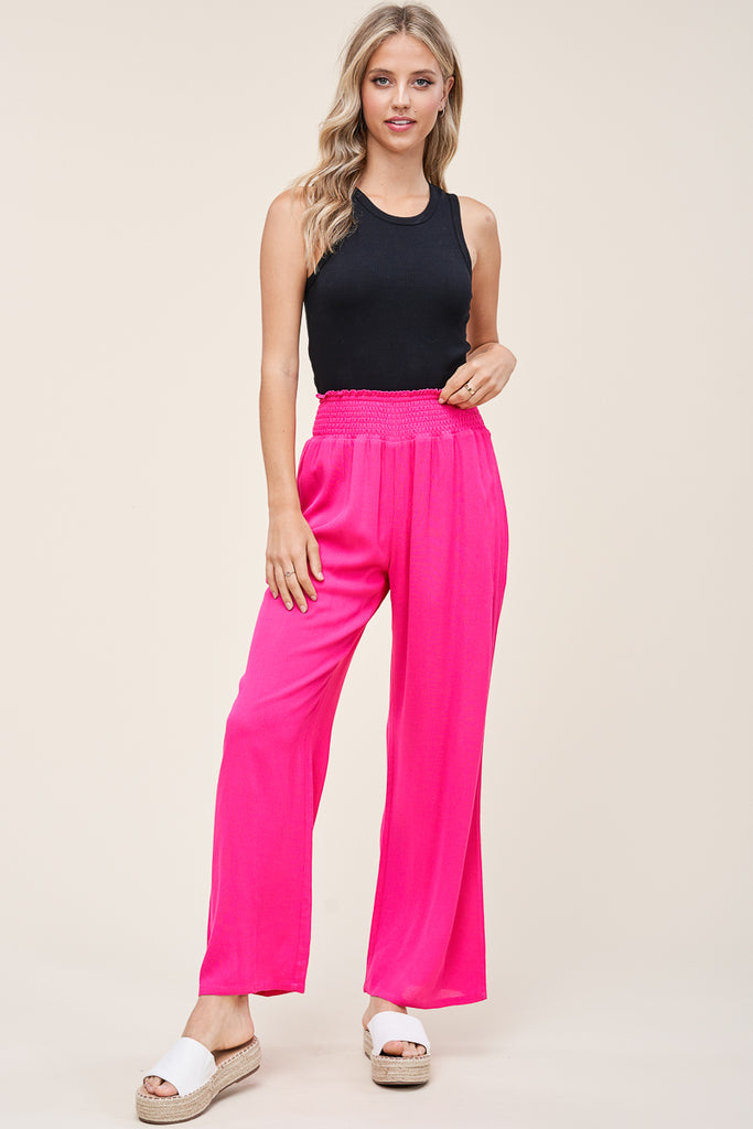 Summer Pants, 3 Colors