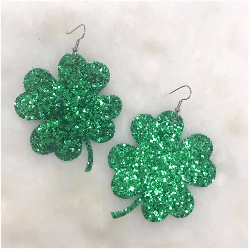 St Patty's Earrings