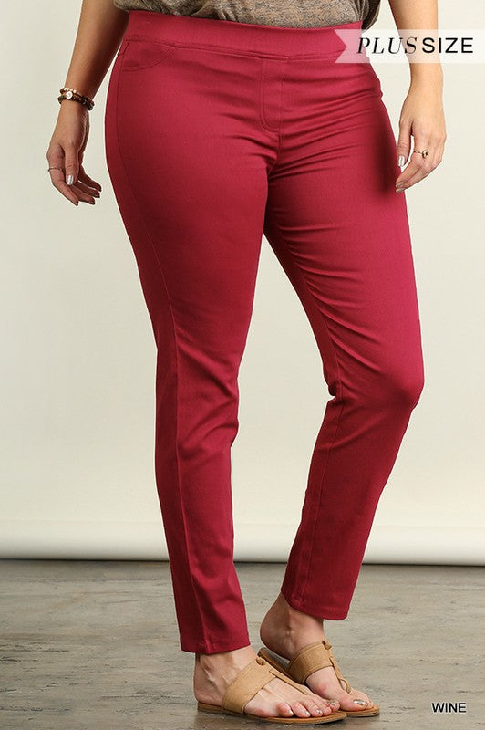 Basic Jeggings, 3 Colors