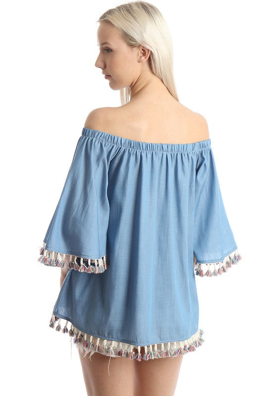 Fringe Benefit Top