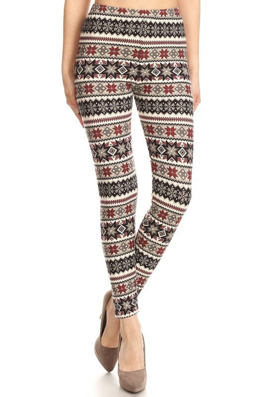 Butter Soft Leggings, Prints