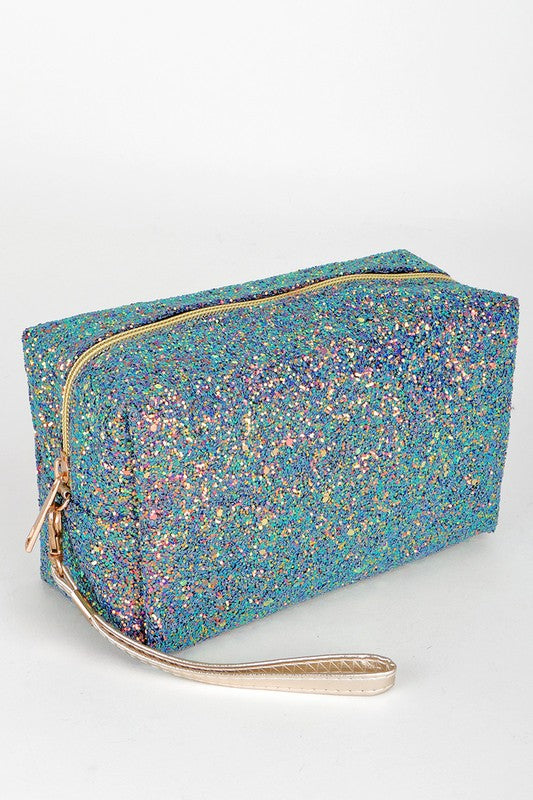 Shimmer Make Up Bag