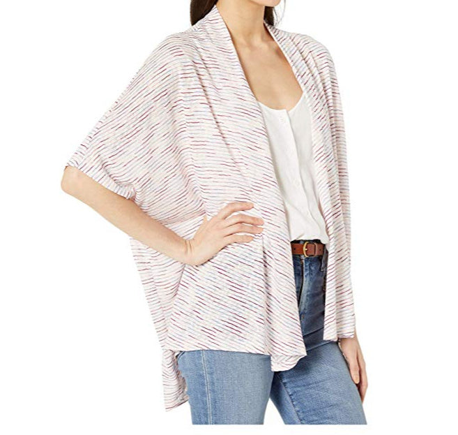 Mulberry Stripe Helena Cardigan