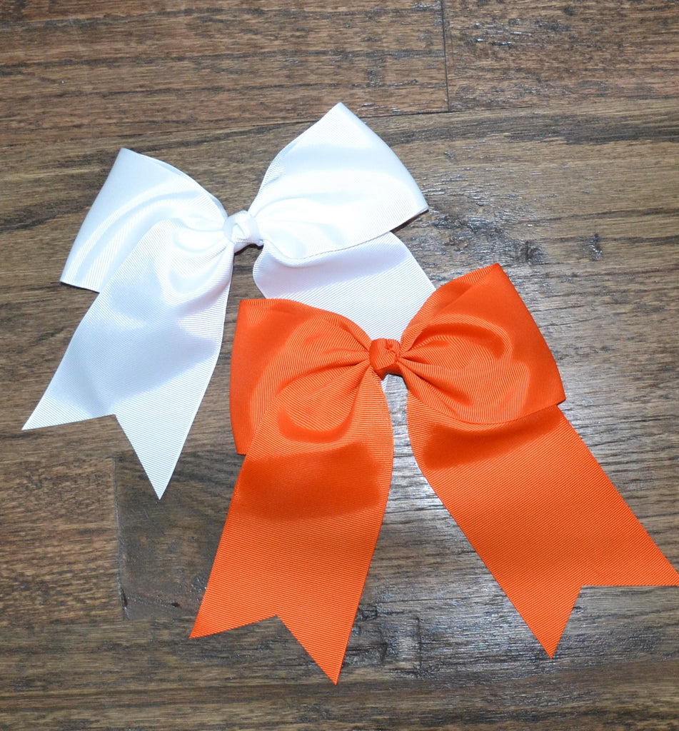 "3"" Grosgrain Hair Bows"
