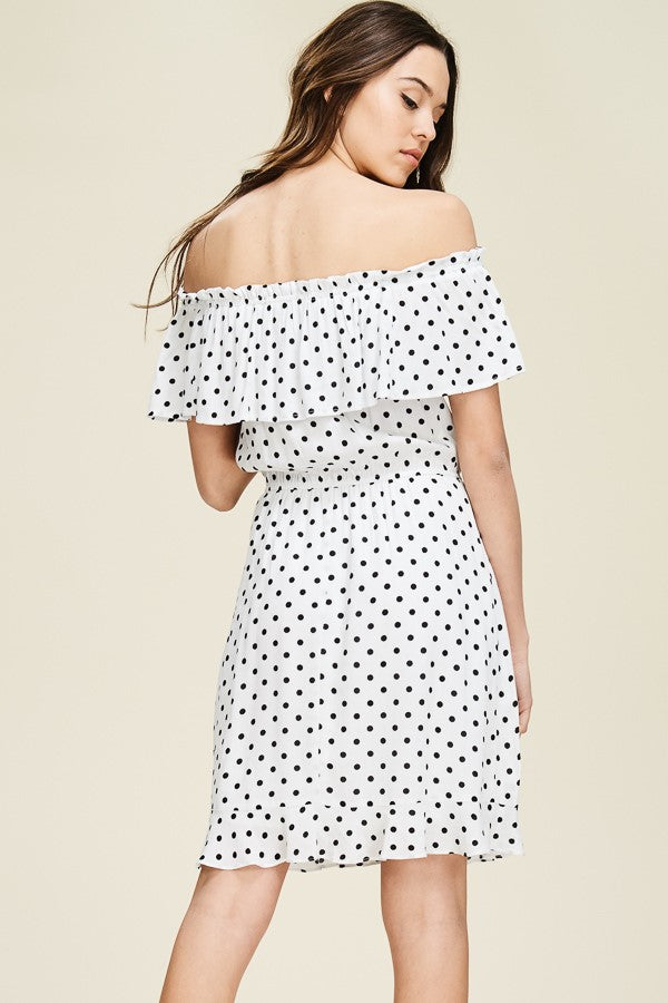 Little Polka Dotted Dress