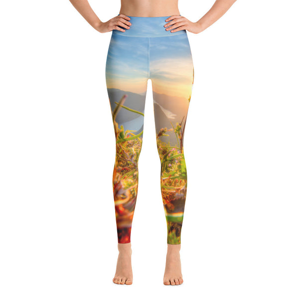 Bugs Life Yoga Leggings