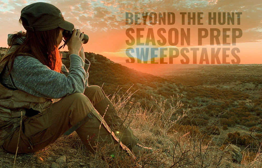 Season Prep Sweepstakes