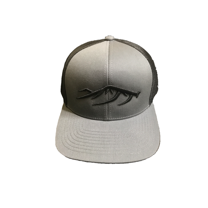 Beyond The Hunt Antler Hat - Stone Grey