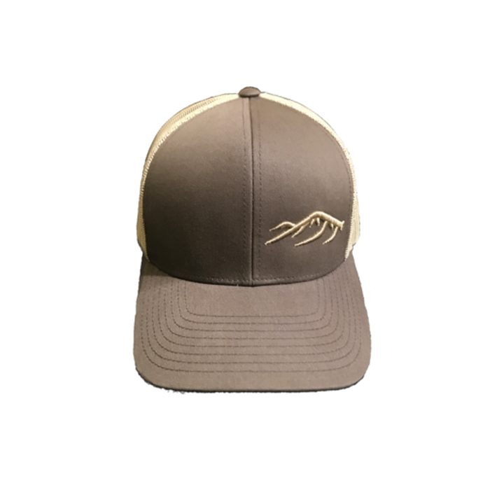 Beyond The Hunt Small Antler - Grizzly Brown
