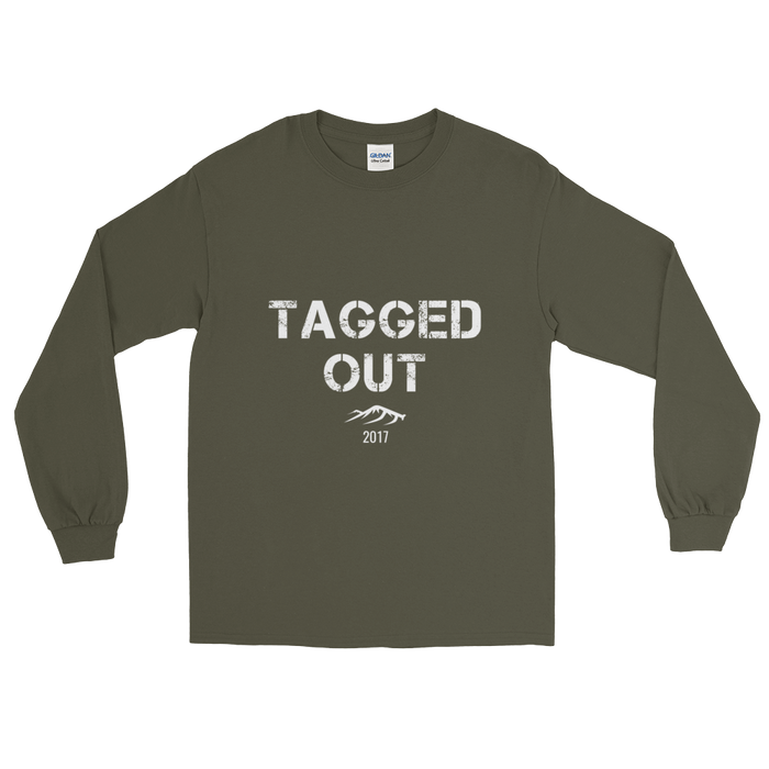 """TAGGED OUT"" Limited Edition T-Shirt"