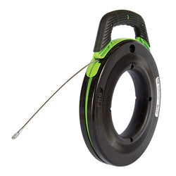 Greenlee FTS438DL-150 SmartMARK™ 150' Laser Eteched Steel Fish Tape with SpeedFlex® Leader
