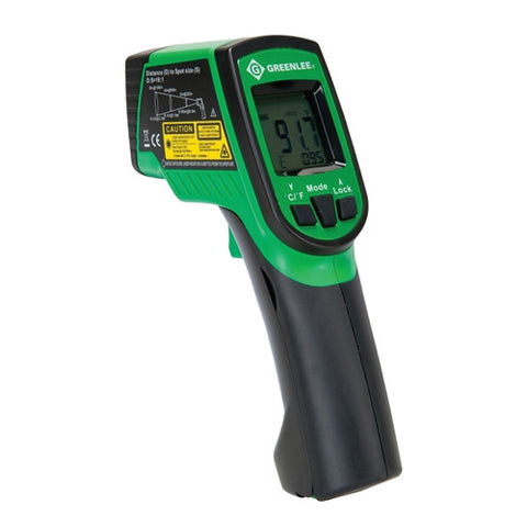 Greenlee TG-2000 Dual Laser Infrared Thermometer