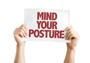 How posture affects different areas of your life