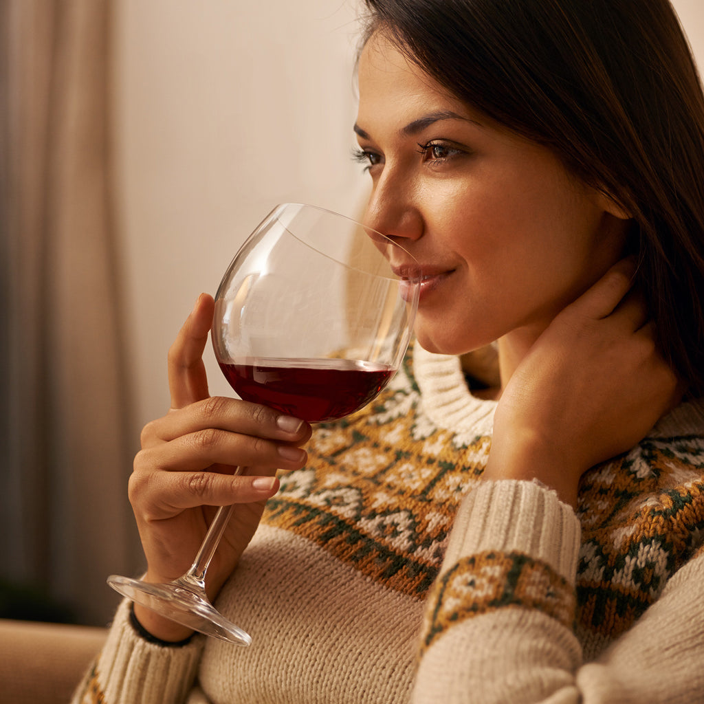 Is wine actually good for you?