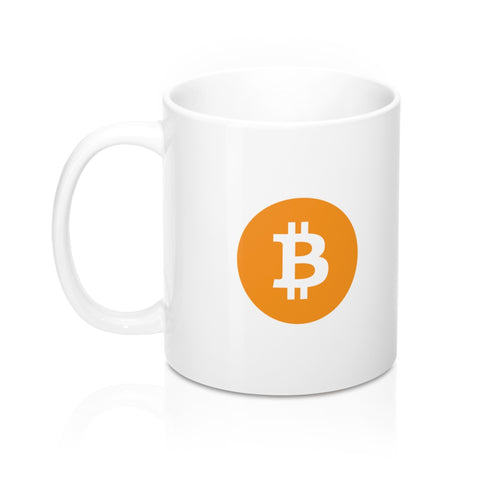Btc Mug 11oz | Towish-shop