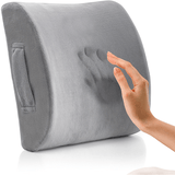 Memory Foam Back Pillow Support | Towish-shop