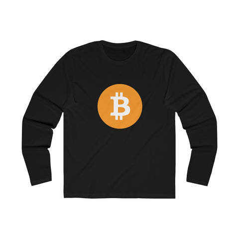 Btc Men's Long Sleeve Crew Tee | Towish-shop