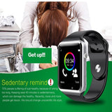 Bluetooth Smart Watch - Sport Pedometer With SIM Camera | Towish-shop