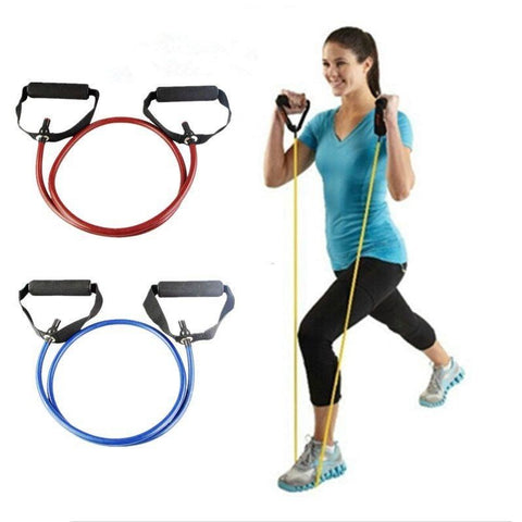 Yoga Pull Rope - Fitness Resistance Bands - 120cm | Towish-shop