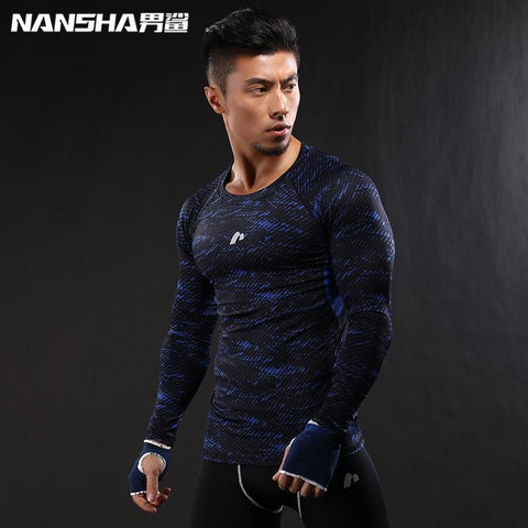 Compression Quick Dry Crossfit Lycra Tops - full sleeve | Towish-shop