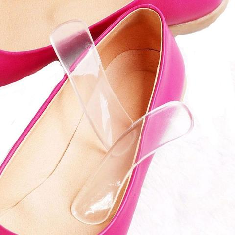 Silicone Gel Heel Cushion Liners - 3Pair | Towish-shop