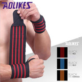 Sport Cotton Elastic Bandage Hand Sport - Wristband Gym Support | Towish-shop