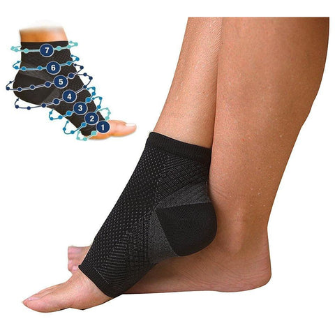 Sports Socks - Compression foot sleeve Running Cycle Basketball Outdoor - unisex | Towish-shop