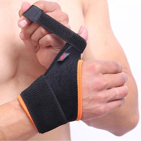 Hand Palm Wrist Bracer Support Arthritis Pain - Correction Finger Pain | Towish-shop
