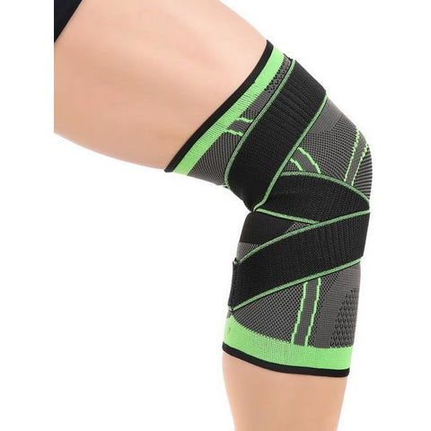 Pressurized Knee Support Braces - Compression Pad Sleeve | Towish-shop